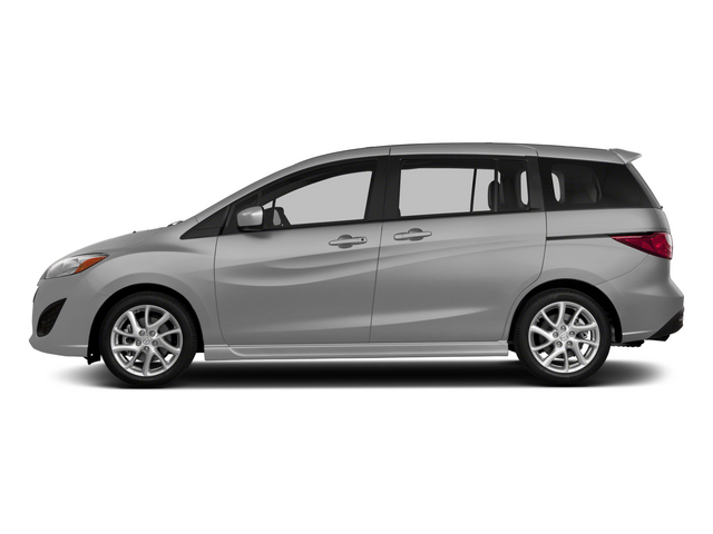 2015 Mazda Mazda5 Prices and Values Wagon 5D GT I4 side view