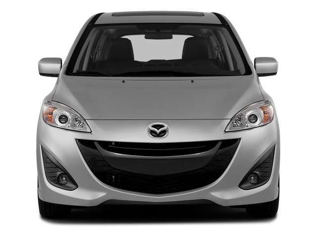 2015 Mazda Mazda5 Prices and Values Wagon 5D GT I4 front view