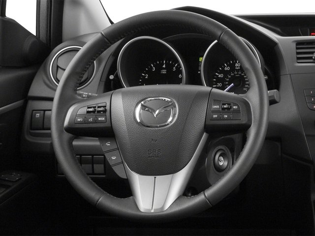 2015 Mazda Mazda5 Prices and Values Wagon 5D GT I4 driver's dashboard