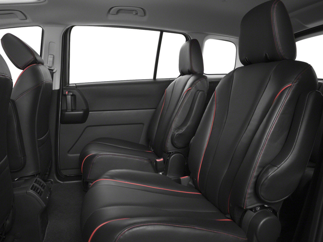 2015 Mazda Mazda5 Prices and Values Wagon 5D GT I4 backseat interior