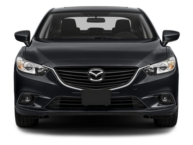 2015 Mazda Mazda6 Pictures Mazda6 Sedan 4D i GT I4 photos front view