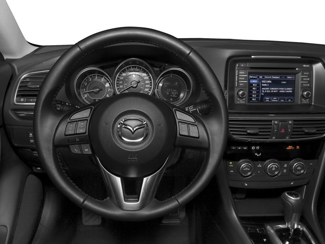 2015 Mazda Mazda6 Prices and Values Sedan 4D i Touring I4 driver's dashboard
