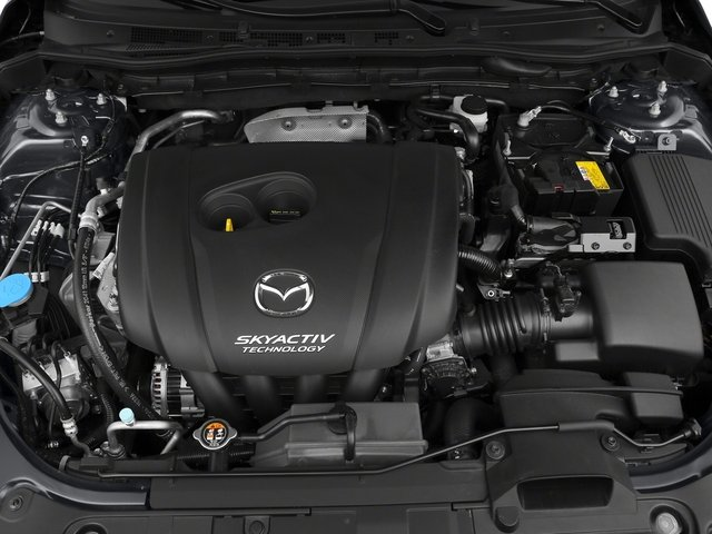 2015 Mazda Mazda6 Prices and Values Sedan 4D i Touring I4 engine