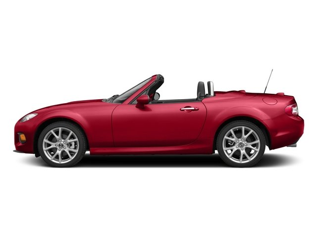 2015 Mazda MX-5 Miata Prices and Values Convertible 2D Sport I4 side view