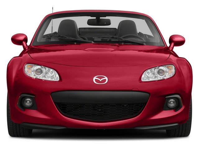 2015 Mazda MX-5 Miata Prices and Values Convertible 2D Sport I4 front view