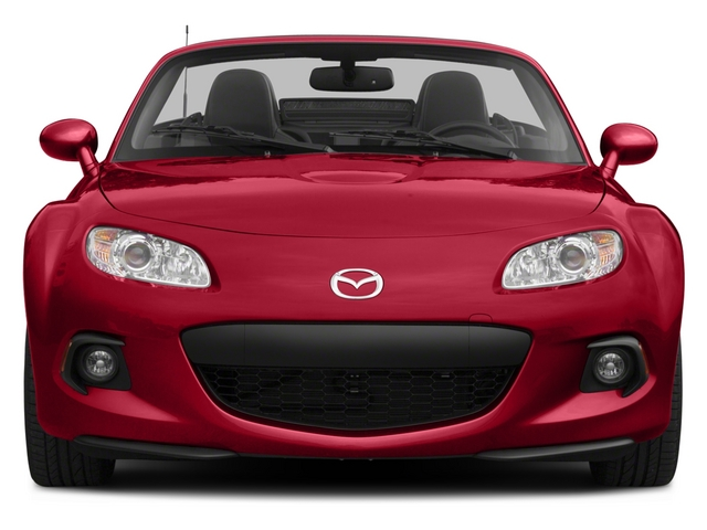 2015 Mazda MX-5 Miata Prices and Values Convertible 2D Club I4 front view