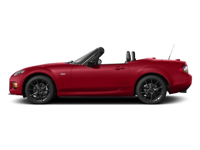 2015 Mazda MX-5 Miata Prices and Values Hardtop 2D Anniversary I4 side view