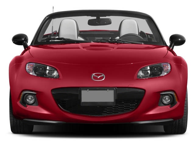 2015 Mazda MX-5 Miata Prices and Values Hardtop 2D Anniversary I4 front view