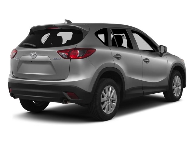 2015 Mazda CX-5 Pictures CX-5 Utility 4D Touring AWD I4 photos side rear view