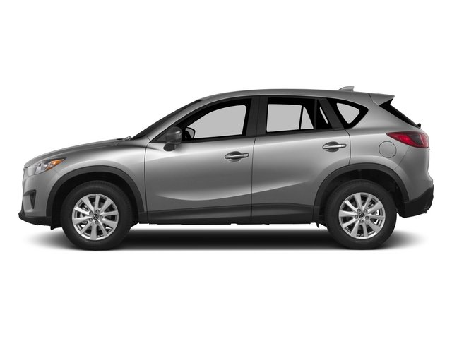 2015 Mazda CX-5 Pictures CX-5 Utility 4D Touring AWD I4 photos side view