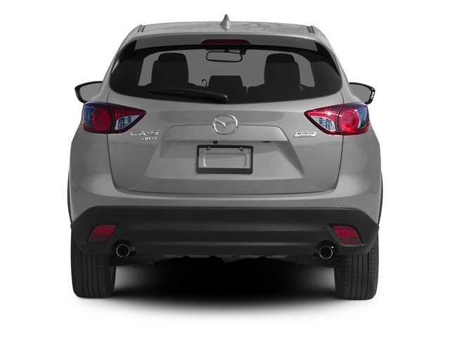 2015 Mazda CX-5 Prices and Values Utility 4D GT AWD I4 rear view