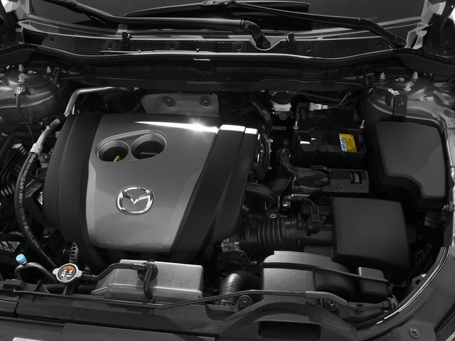 2015 Mazda CX-5 Pictures CX-5 Utility 4D GT 2WD I4 photos engine