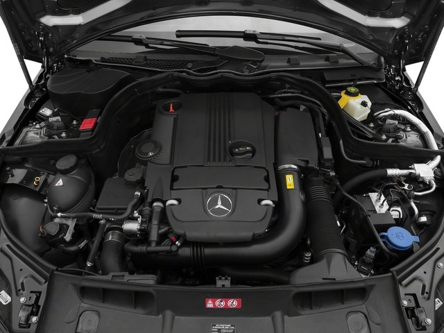 2015 Mercedes-Benz C-Class Pictures C-Class Coupe 2D C250 I4 Turbo photos engine