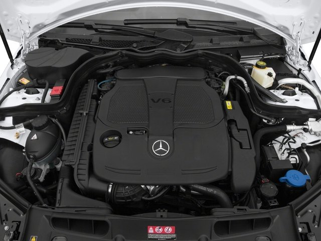 2015 Mercedes-Benz C-Class Pictures C-Class Coupe 2D C350 V6 photos engine