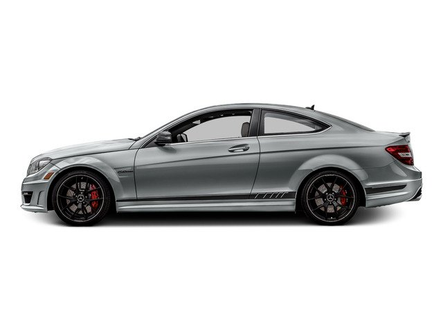 2015 Mercedes-Benz C-Class Prices and Values Coupe 2D C63 AMG V8 side view