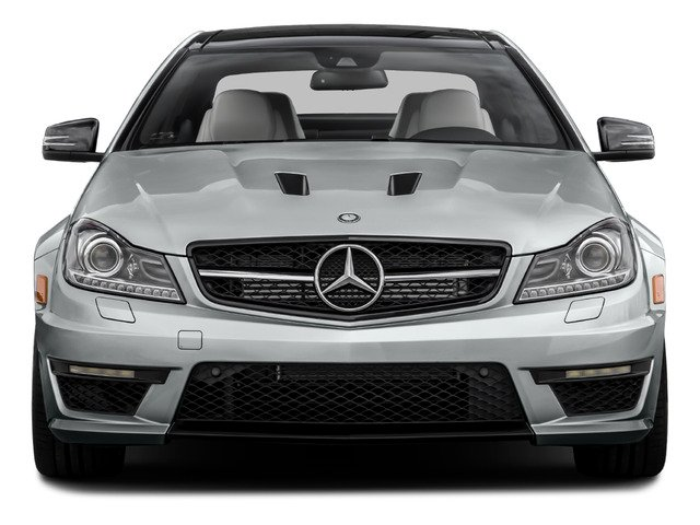 2015 Mercedes-Benz C-Class Prices and Values Coupe 2D C63 AMG V8 front view