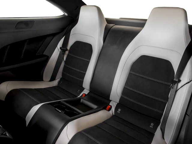 2015 Mercedes-Benz C-Class Prices and Values Coupe 2D C63 AMG V8 backseat interior