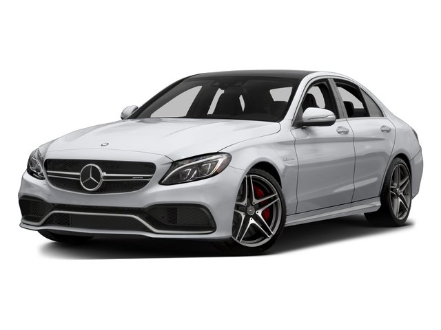 2015 Mercedes-Benz C-Class Pictures C-Class Sedan 4D C63 AMG S V8 Turbo photos side front view