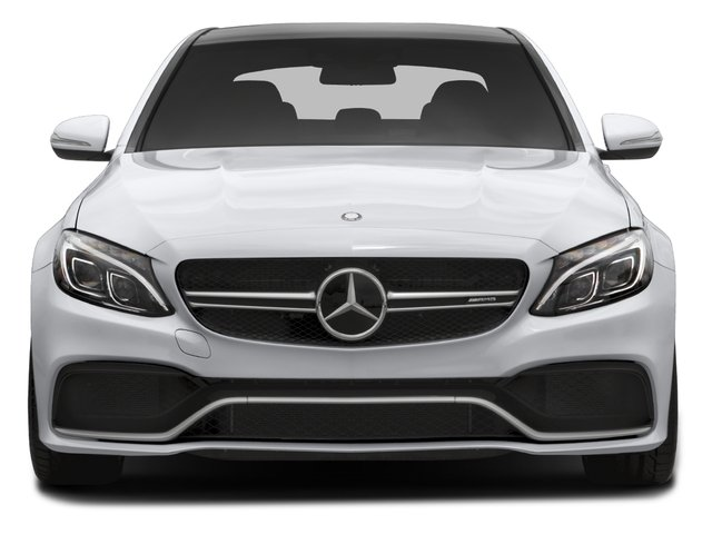2015 Mercedes-Benz C-Class Prices and Values Sedan 4D C63 AMG V8 Turbo front view