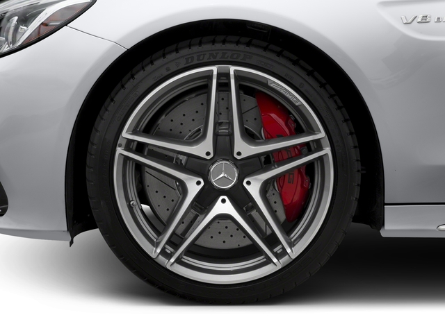 2015 Mercedes-Benz C-Class Prices and Values Sedan 4D C63 AMG S V8 Turbo wheel