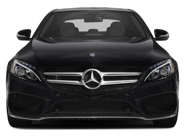 2015 Mercedes-Benz C-Class Prices and Values Sedan 4D C300 AWD I4 Turbo front view