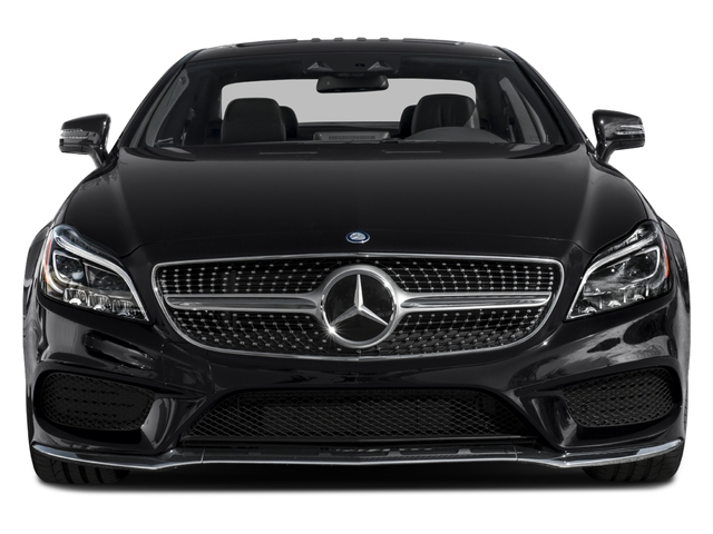 2015 Mercedes-Benz CLS-Class Prices and Values Sedan 4D CLS550 V8 Turbo front view