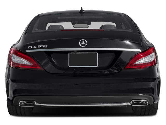 2015 Mercedes-Benz CLS-Class Prices and Values Sedan 4D CLS550 V8 Turbo rear view