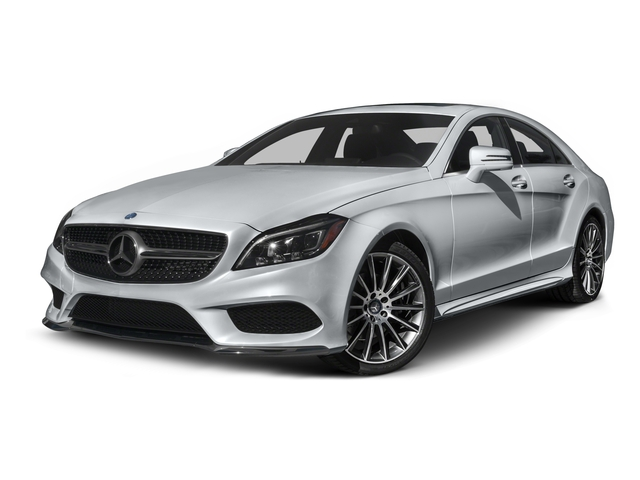 2015 Mercedes-Benz CLS-Class Prices and Values Sedan 4D CLS400 AWD V6 Turbo side front view