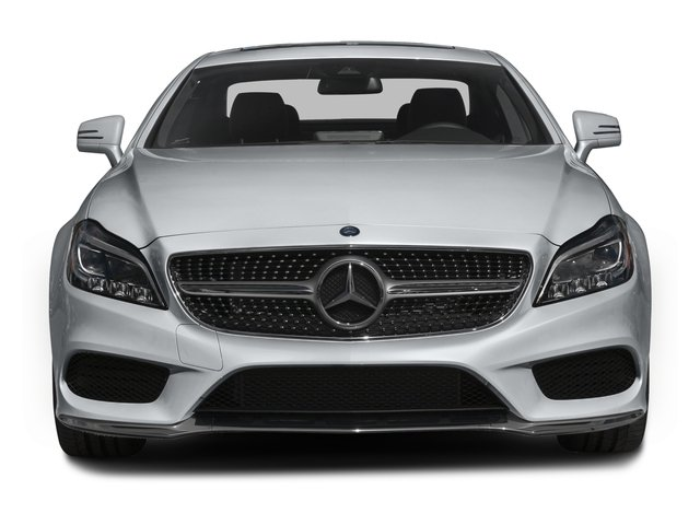 2015 Mercedes-Benz CLS-Class Prices and Values Sedan 4D CLS400 V6 Turbo front view