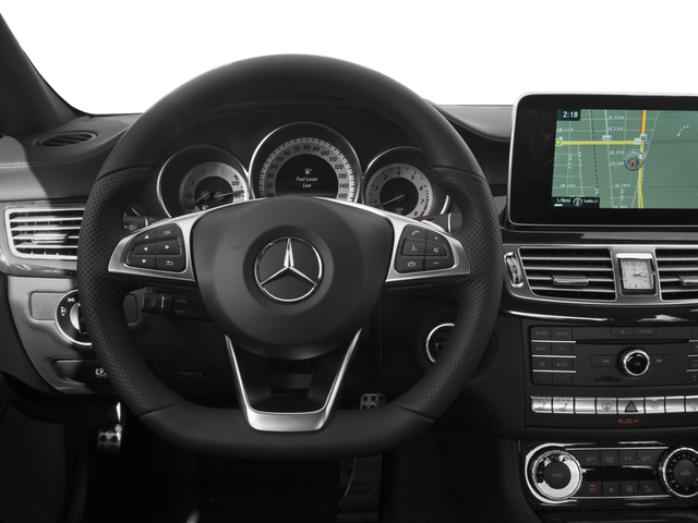 2015 Mercedes-Benz CLS-Class Prices and Values Sedan 4D CLS400 V6 Turbo driver's dashboard