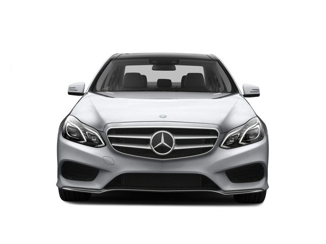 2015 Mercedes-Benz E-Class Pictures E-Class Sedan 4D E400 V6 Turbo photos front view