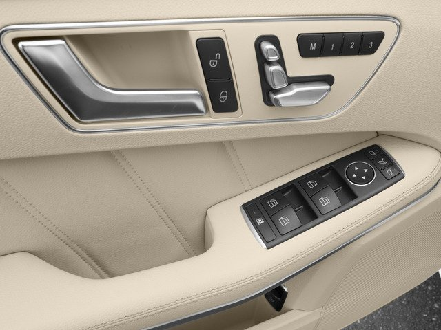 2015 Mercedes-Benz E-Class Pictures E-Class Sedan 4D E400 V6 Turbo photos driver's side interior controls
