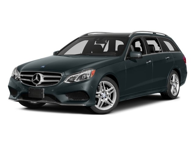2015 Mercedes-Benz E-Class Prices and Values Wagon 4D E350 AWD V6 side front view