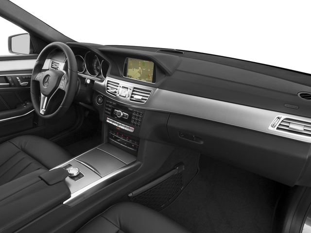 2015 Mercedes-Benz E-Class Prices and Values Wagon 4D E350 AWD V6 passenger's dashboard