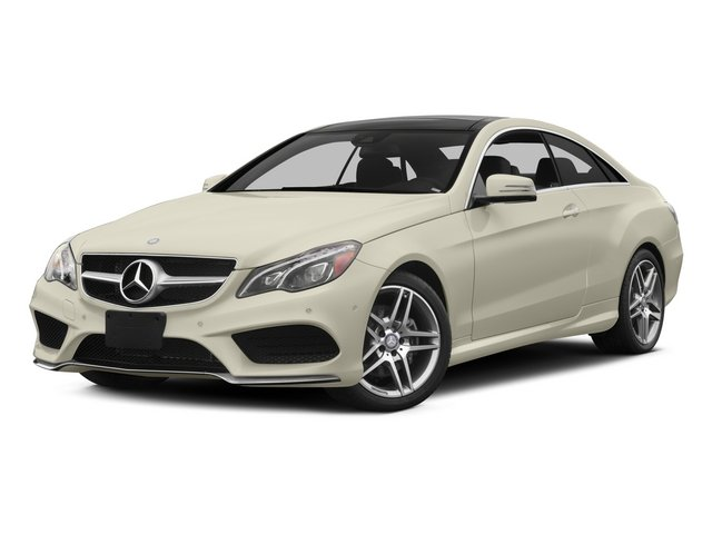 2015 Mercedes-Benz E-Class Prices and Values Coupe 2D E400 V6 Turbo side front view