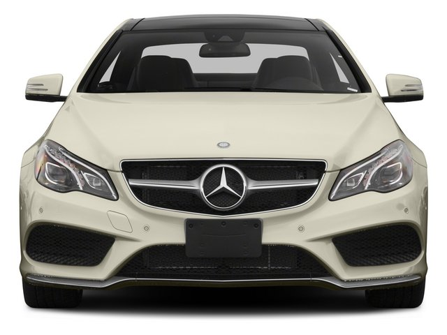 2015 Mercedes-Benz E-Class Prices and Values Coupe 2D E400 V6 Turbo front view