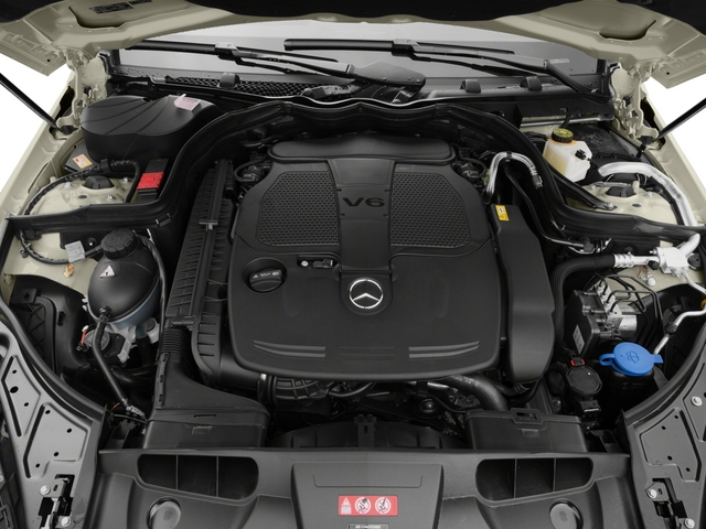 2015 Mercedes-Benz E-Class Prices and Values Coupe 2D E400 V6 Turbo engine