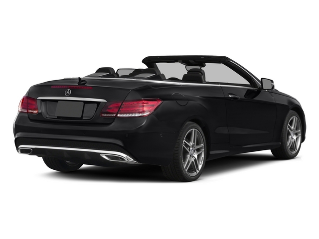 2015 Mercedes-Benz E-Class Prices and Values Convertible 2D E400 V6 Turbo side rear view