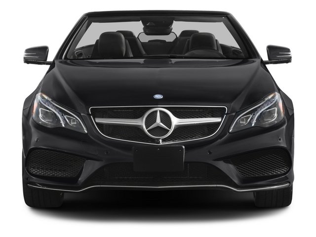 2015 Mercedes-Benz E-Class Prices and Values Convertible 2D E400 V6 Turbo front view