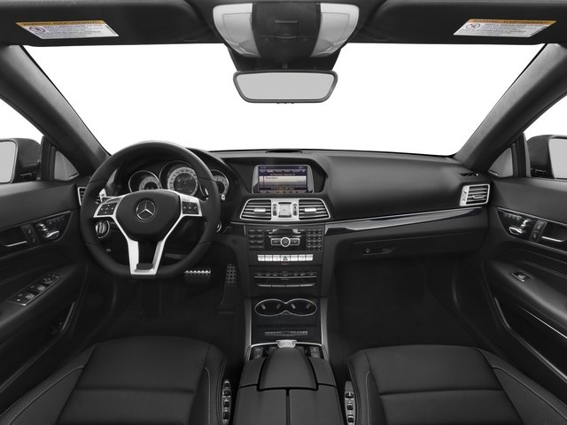 2015 Mercedes-Benz E-Class Prices and Values Convertible 2D E400 V6 Turbo full dashboard