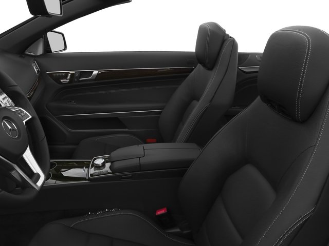 2015 Mercedes-Benz E-Class Prices and Values Convertible 2D E400 V6 Turbo front seat interior