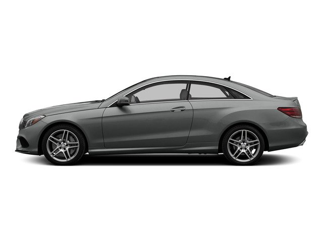 2015 Mercedes-Benz E-Class Pictures E-Class Coupe 2D E550 V8 Turbo photos side view