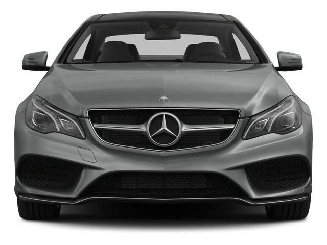 2015 Mercedes-Benz E-Class Pictures E-Class Coupe 2D E550 V8 Turbo photos front view