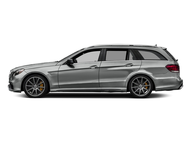 2015 Mercedes-Benz E-Class Prices and Values Wagon 4D E63 AMG S AWD V8 Turbo side view