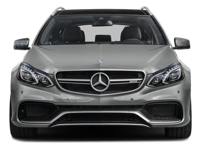 2015 Mercedes-Benz E-Class Prices and Values Wagon 4D E63 AMG S AWD V8 Turbo front view