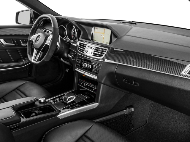 2015 Mercedes-Benz E-Class Prices and Values Wagon 4D E63 AMG S AWD V8 Turbo passenger's dashboard