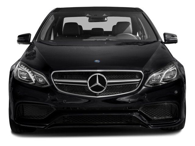 2015 Mercedes-Benz E-Class Prices and Values Sedan 4D E63 AMG AWD V8 Turbo front view
