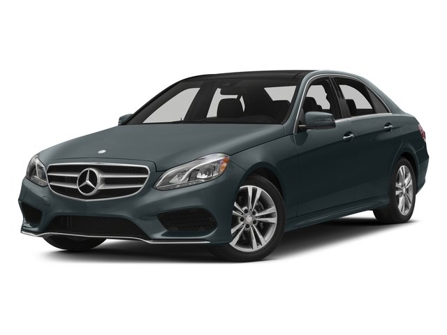 2015 Mercedes-Benz E-Class Prices and Values Sedan 4D E400 V6 Hybrid side front view
