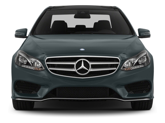 2015 Mercedes-Benz E-Class Prices and Values Sedan 4D E400 V6 Hybrid front view
