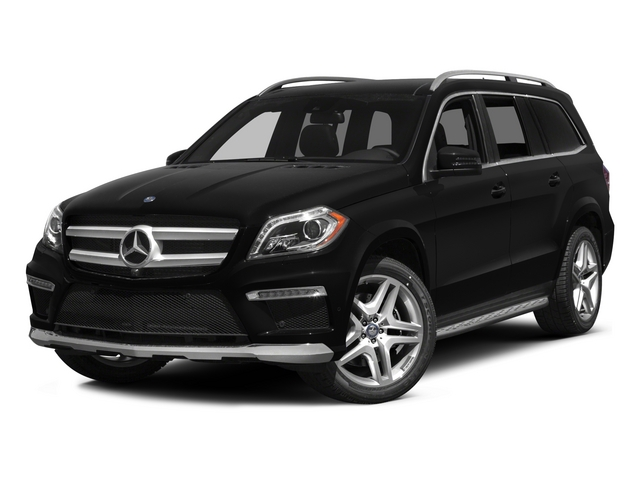 2015 Mercedes-Benz GL-Class Pictures GL-Class Utility 4D GL350 BlueTEC 4WD V6 photos side front view